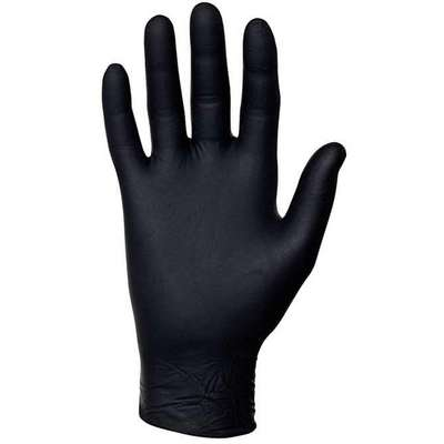 Nitrile, Disposable Gloves, XL, Powder-Free, 4.7 mil Palm Thickness