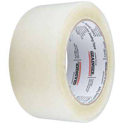 Polypropylene Carton Sealing Tape, Hot Melt Resin Adhesive, 72mm X 100m, 24 PK