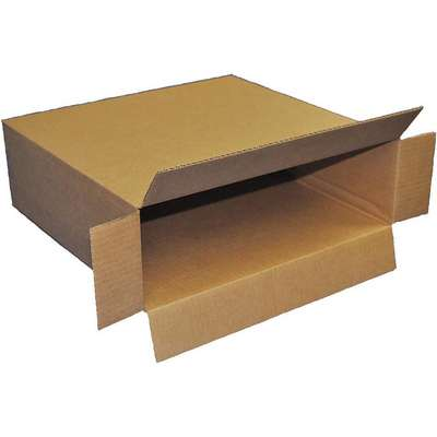 "White/Brown/Black Wine Bottle Shipper Carton, 16""D x 17-1/8""W x 10-3/4"" L , Holds :6 Bottles"