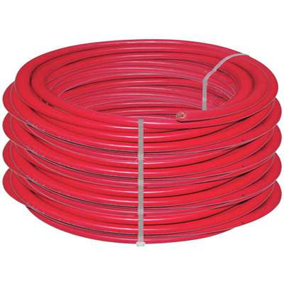 100 ft. Neoprene Welding Cable with 4/0 Wire Size and Max. Amps of 302, Red