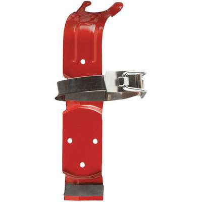 Fire Extinguisher Bracket, 3-3/8 in. dia.