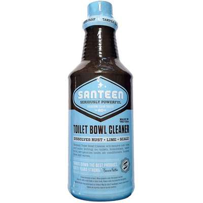 Toilet Bowl Cleaner, 32 oz. Bottle, Original Liquid, Ready to Use, 12 PK