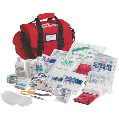 First Responder Kit, Number of Components 113, Bulk Kit Type