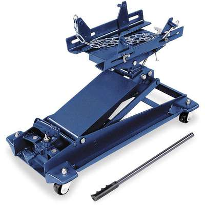 Transmission Jack,  Automotive,  1100 Lifting Capacity (Lb.),  24-3/4 Lifting Height Max. (In.)