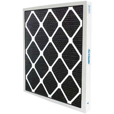 20x25x2 Carbon Odor Removal Pleated Air Filters