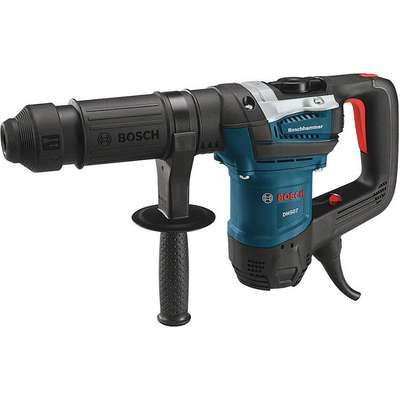 Bosch DH507 SDS Max Demolition Hammer Kit, 10.0 Amps, 1350 to 2800 Blows per Minute