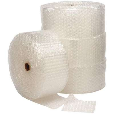 Perforated Bubble Roll,12InW x 125ft,PK4