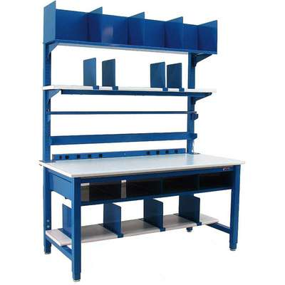 Hvy-Duty Packaging Bench Set,60inWx30inD