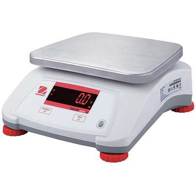 3kg/6 lb. Digital LED Compact Bench Scale