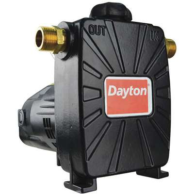 "1/2 HP Utility Pump, 115 Voltage, 3/4"" Inlet, 3/4"" Outlet"