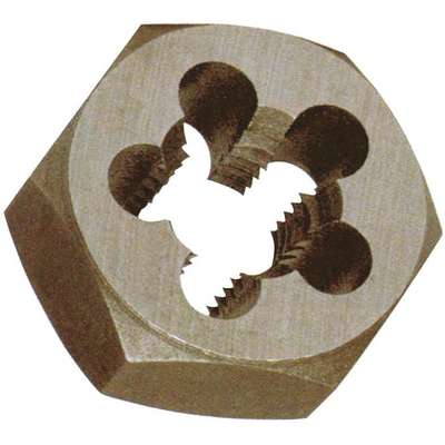 "Hex Fixed Die, UNC, Die Thread Size: 1-1/4""-7"