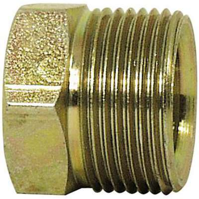 "3//8/"" x 5//8/"" 5 PCS 18 Standard Steel Invert Flare Tube Nut"