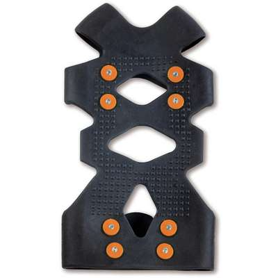 Unisex Strap On Ice Traction Device, Traction Type: Stud, Fits Shoe Size: 8 to 11