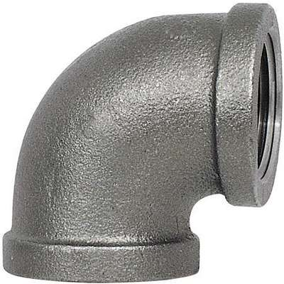 90° Union Elbow Pipe Fitting, FNPT, Pipe Size 1/2""