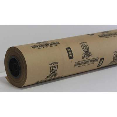 "VCI Paper, Roll, 30 lb. Basis Weight, Roll Width 18"", Roll Length 600 ft., PK 2"