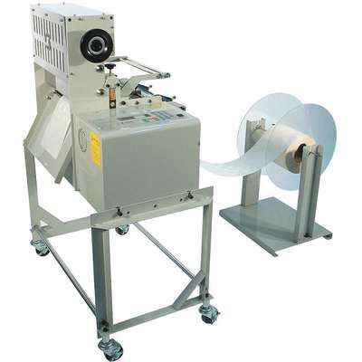 "Large Non-Adhesive Material Cutter, Max. Cutting Width 12.20"", Feed Speed 21"" per sec."
