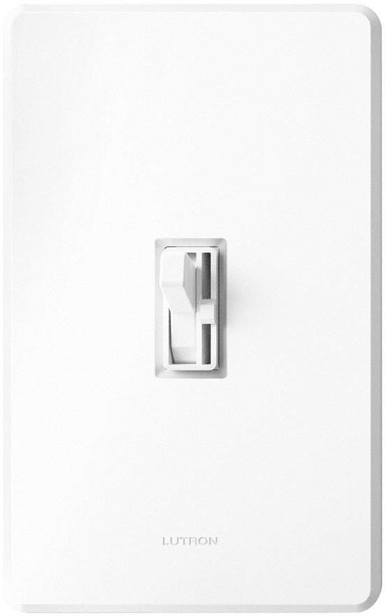 Lighting Dimmer,Toggle,White,