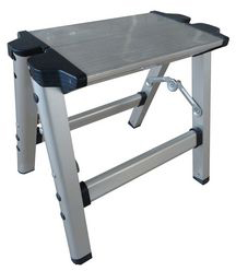 Step Stool,11-1/2 In H,225 Lb.,