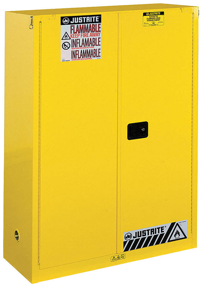 Flammable Cabinet,60 Gal.,