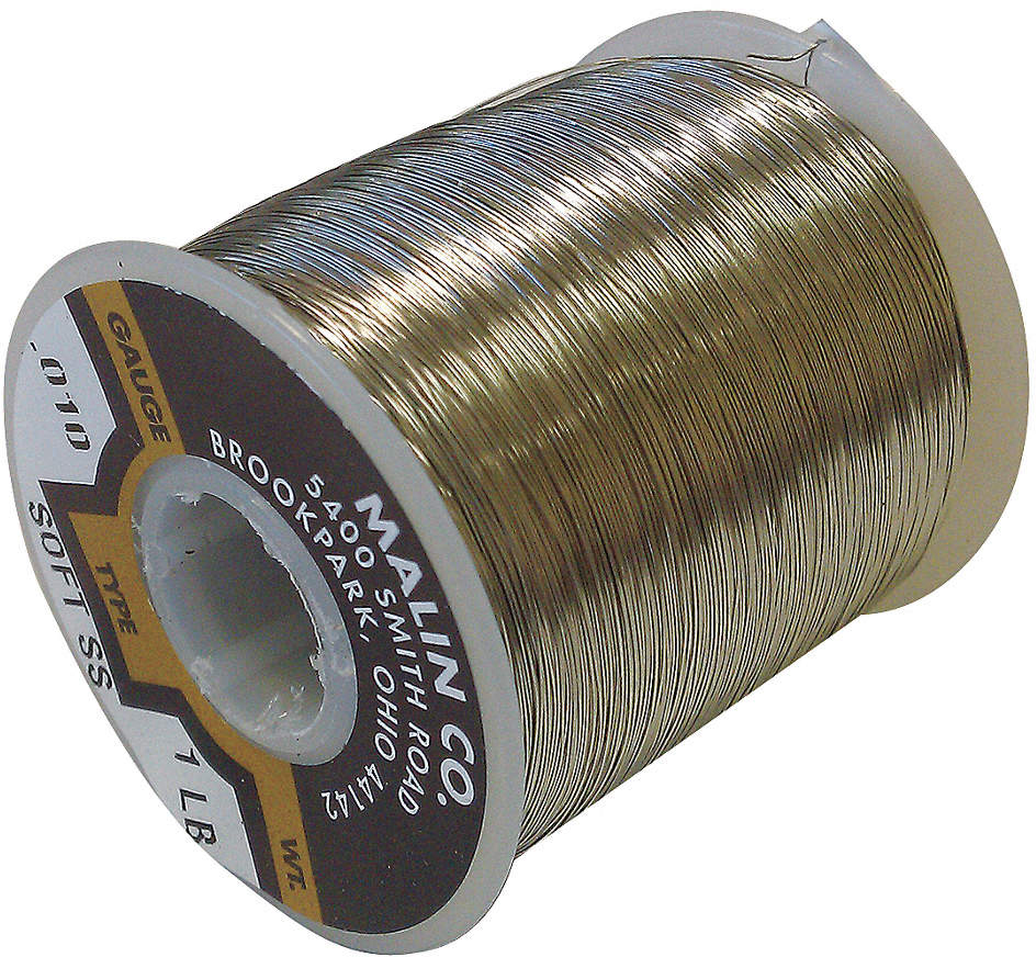 Lockwire,Spool,0.0319 Dia,81.5