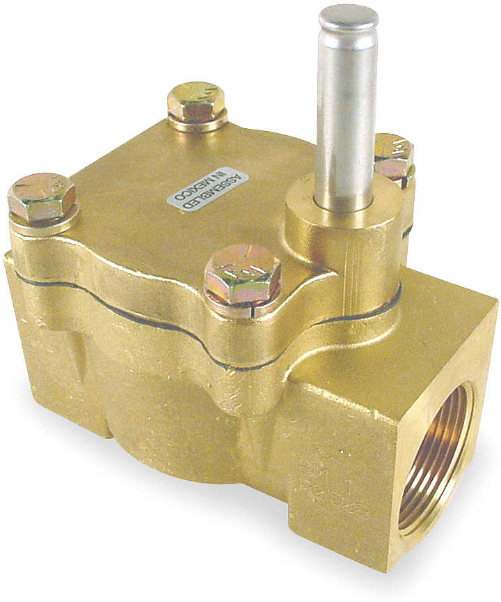 Solenoid Valve,2 Way,Nc,1 In,