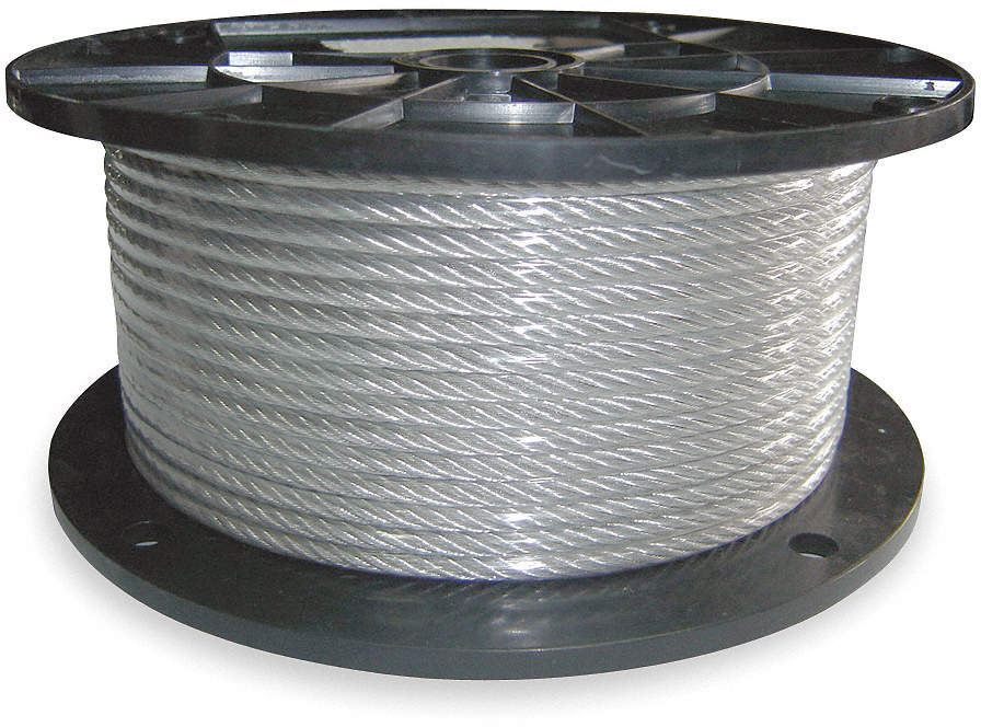 "Cable 7X17 3/16"" 250ft. Spool"
