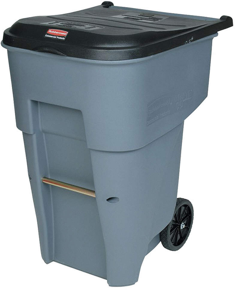 Waste Container, 65 Gal