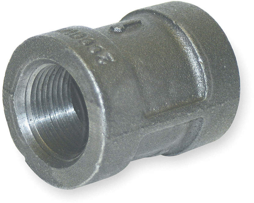 Coupling,Galv Malleable Iron,1