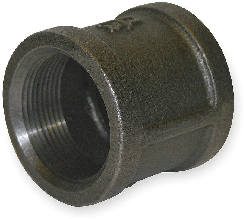 Coupling,Black Malleable Iron,
