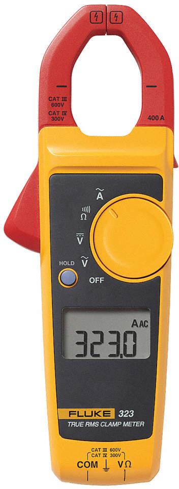 Digital Clamp Meter,Trms,400A,