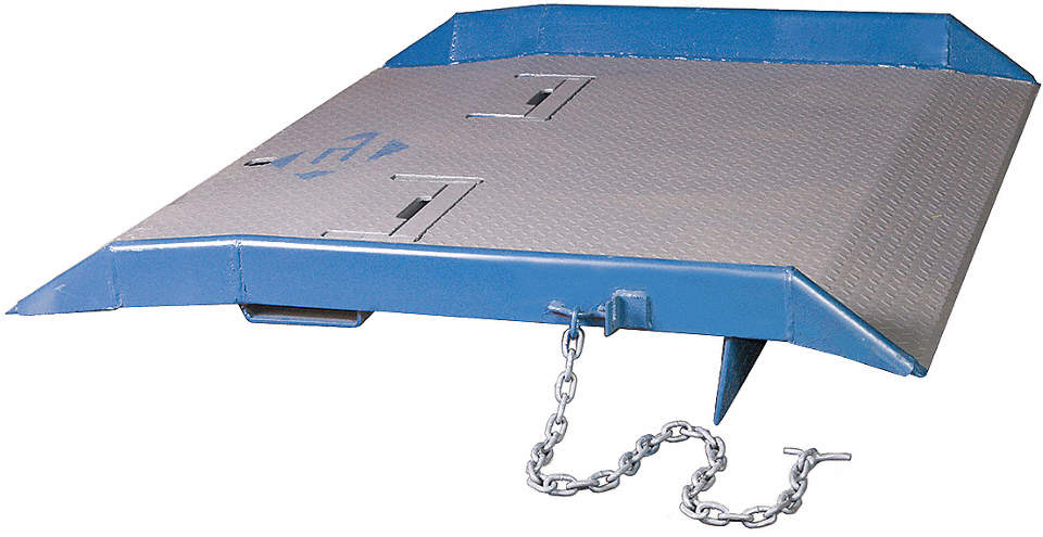 Container Ramp,Steel,15,000 Lb,