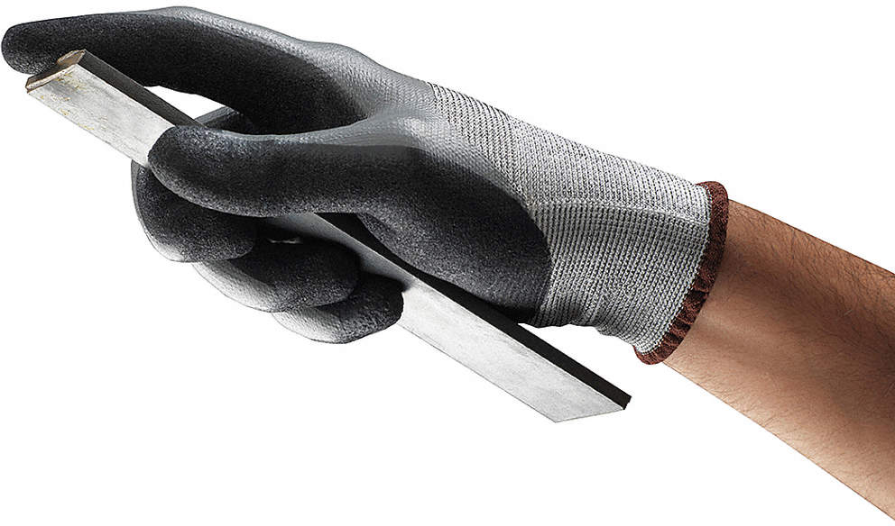 Cut Resistant Gloves,Gray/