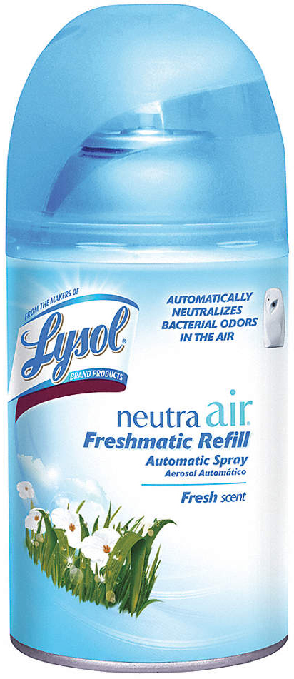 Air Freshener,Size 6.17 Oz.,PK6