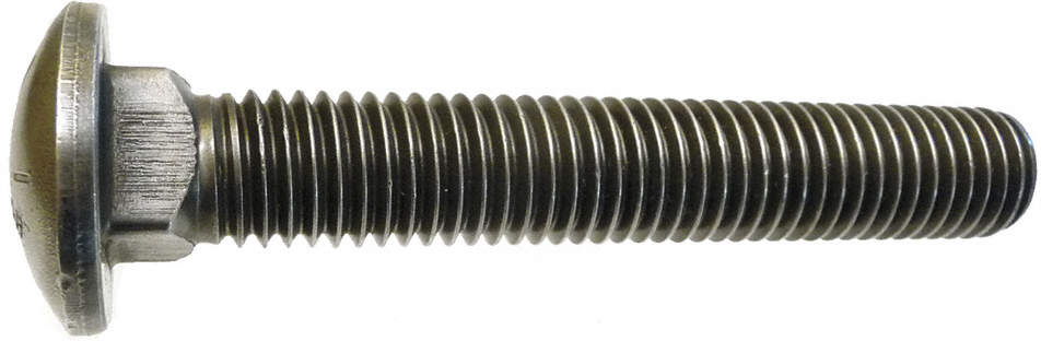 Carriage Bolt,1/2-13x4 1/2L,