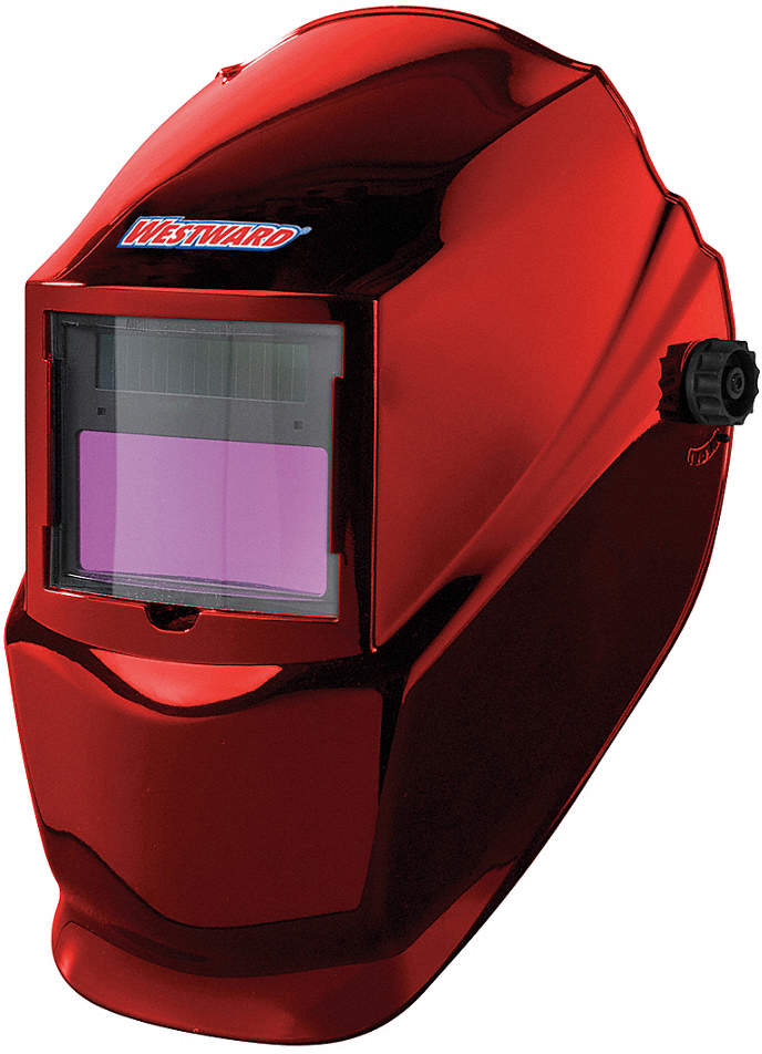 Auto Dark Welding Helmet,10,Red
