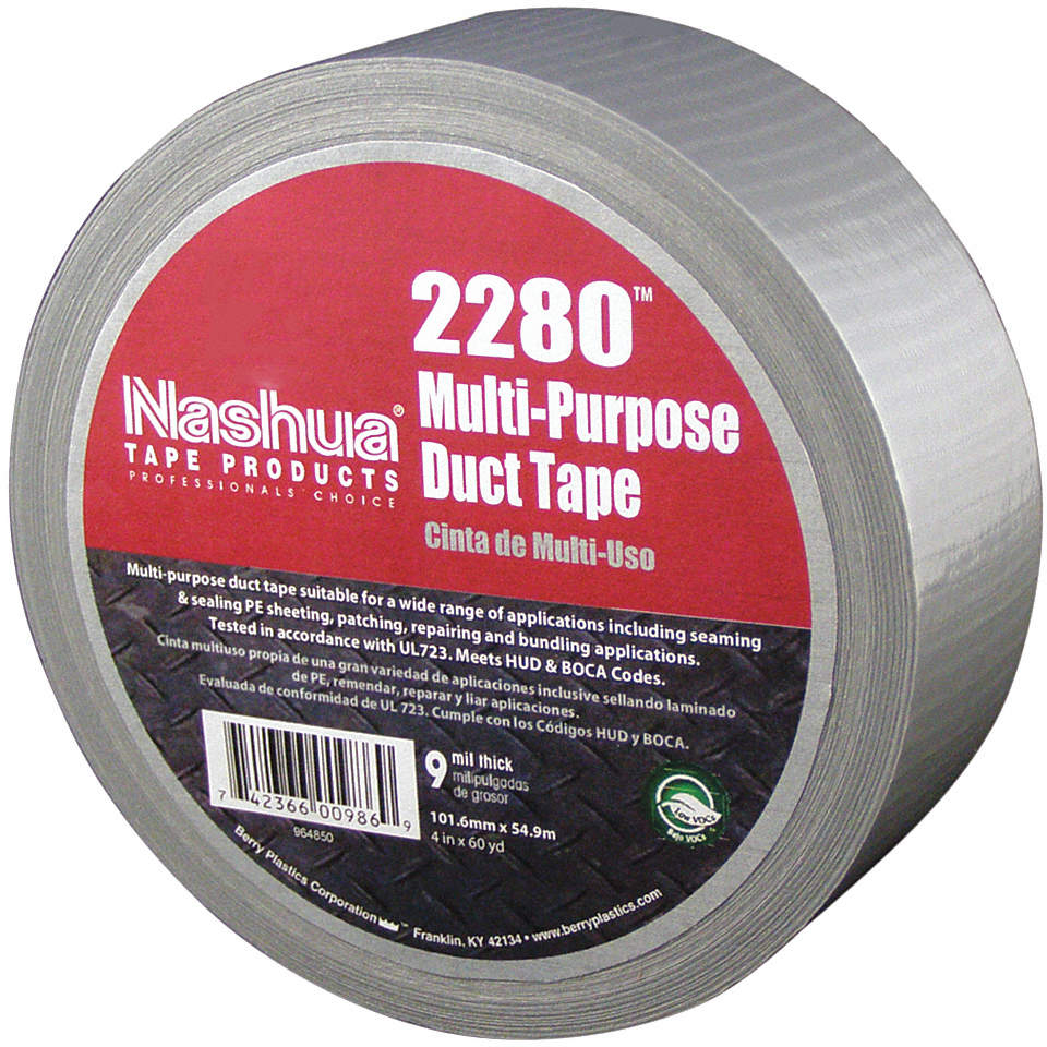 Duct Tape,48mm x 55m,9 Mil,