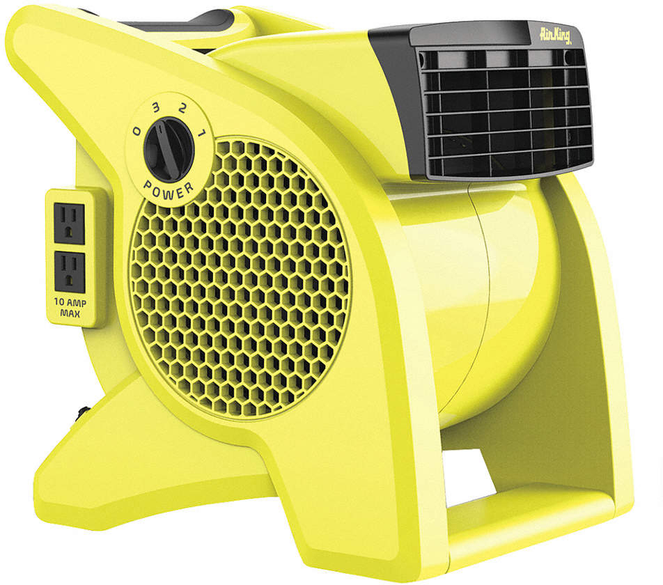 Portable Blower Fan,120V,350