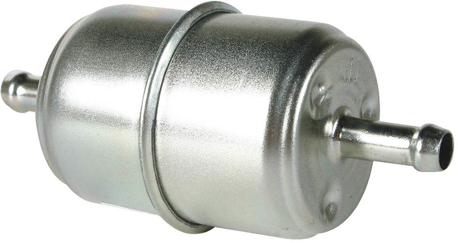 In-Line Fuel Strainer,4-1/4 x