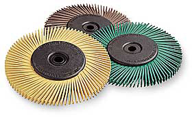 Brush Replacemt Disc,T-A,6In,80,PK80