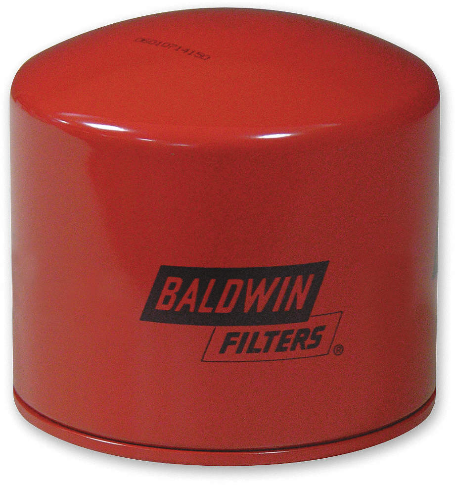"Oil Filter,Spin-On,3-1/8""x3""x3-"