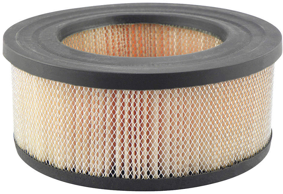 Air Filter,6-13/32 Top x 3 In.