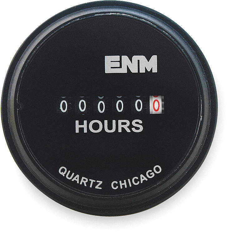 Hour Meter,Electrical,2.31 In,