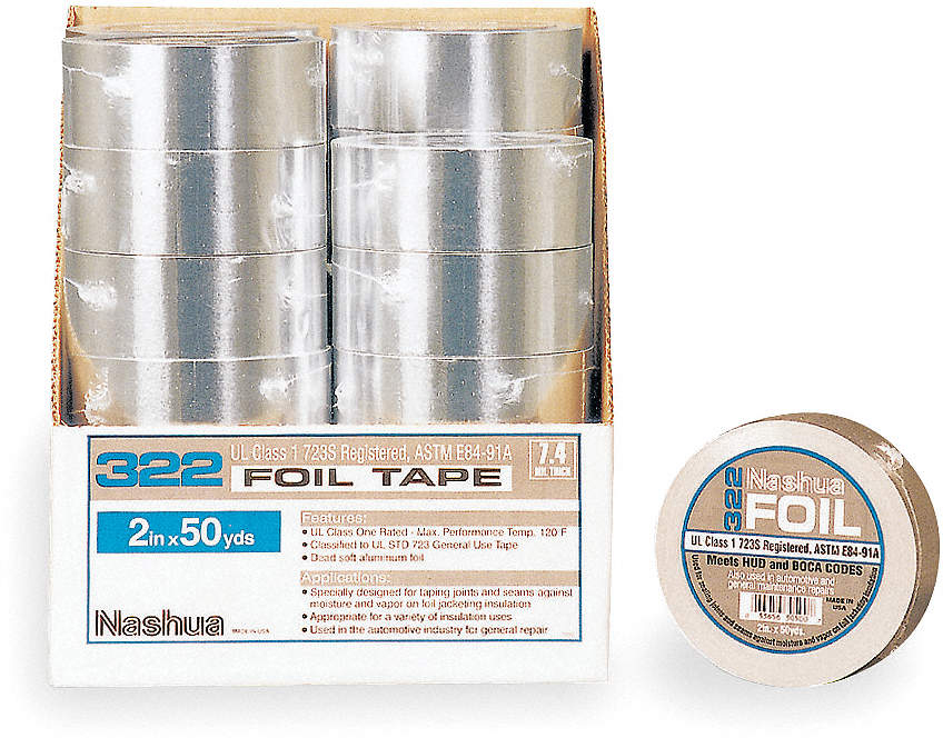 Foil Tape With Liner,72mm x