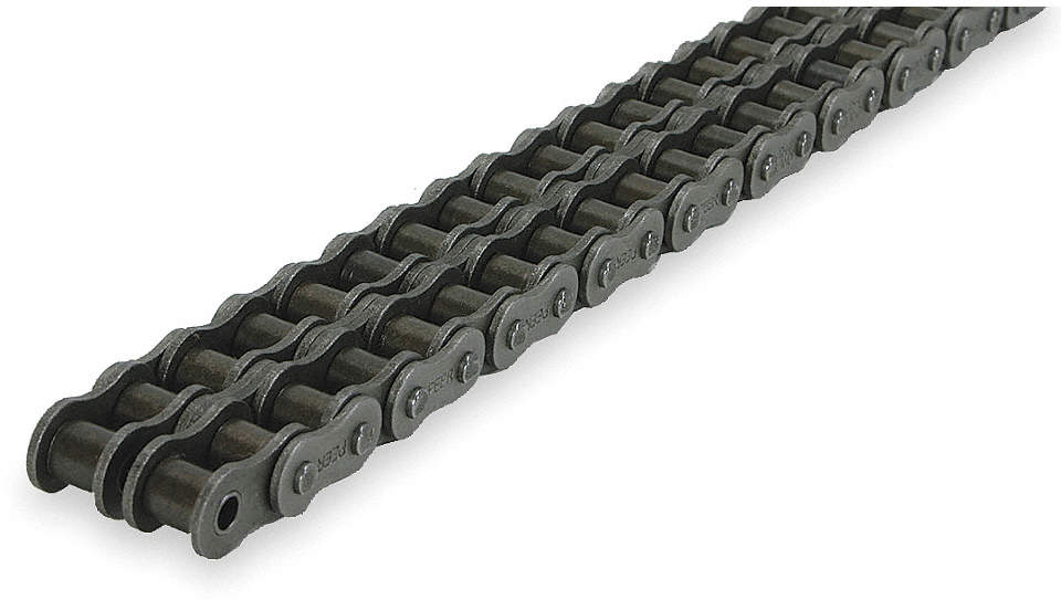 Roller Chain,Riveted,35-2 Ansi,
