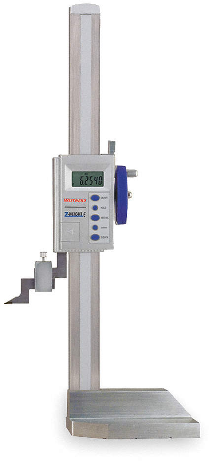 Height Gage,Electronic,0-12 In