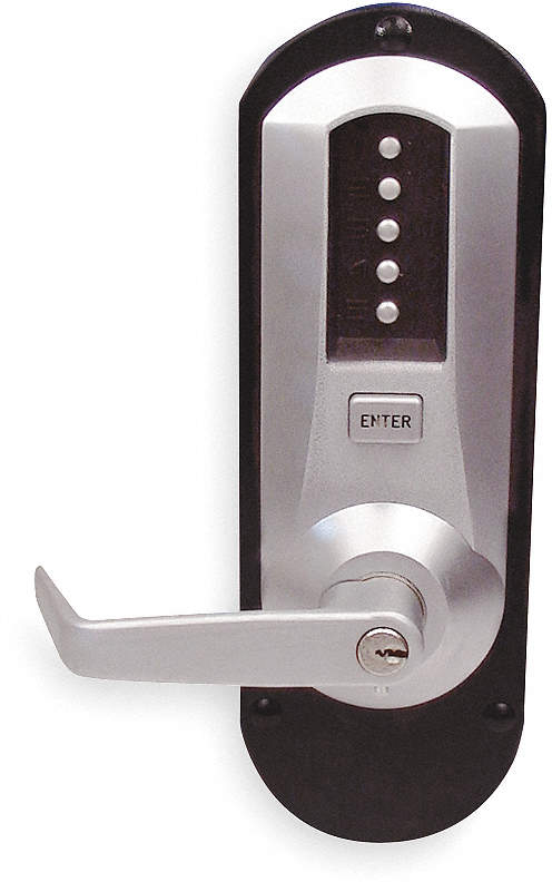 Push Button Exit Trim,Key