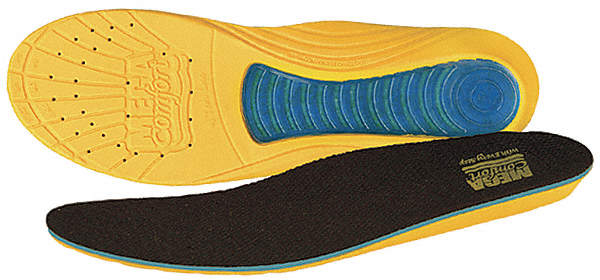 Insole,M 8to9/W 10to11,Yllw/Bl/