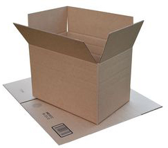 Multidepth Shipping Carton,