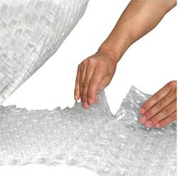 Perforated Bubble Roll,300 Ft.,