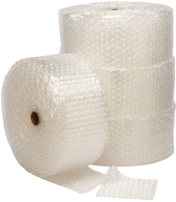 Perforated Bubble Roll,12InW x